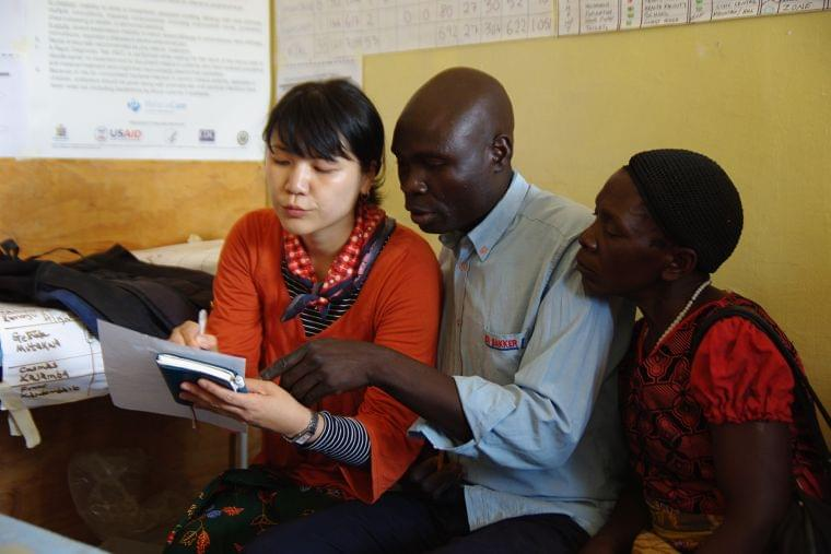 栄養改善プロジェクトで国際的に活躍する栄養士の仕事 - 太田旭