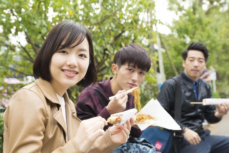 管理栄養士が見た大学生の食生活の実態①