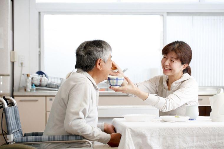 在宅介護における「介護食」の実際①