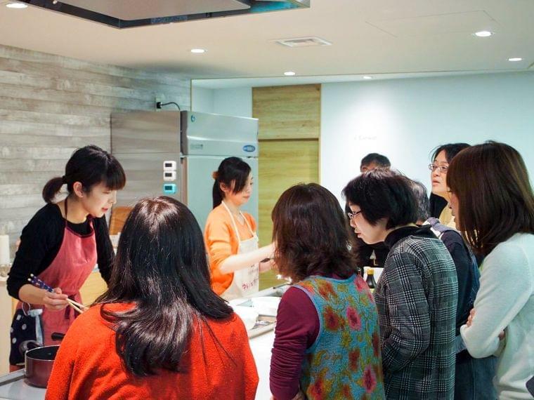 料理教室「ゆい'sキッチン」開催