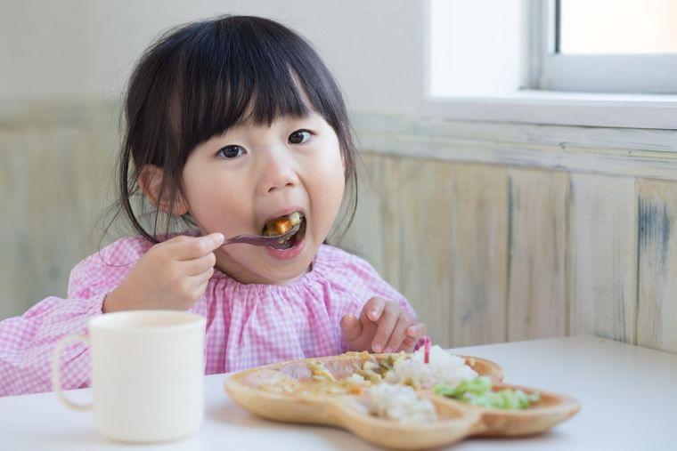 離乳食から幼児食へ~咀嚼の練習のため、食材への工夫は続く~