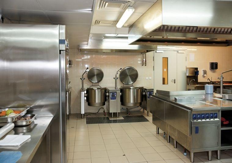 社員食堂での管理栄養士の仕事