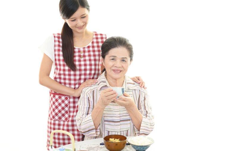 高齢者が低栄養にならないために