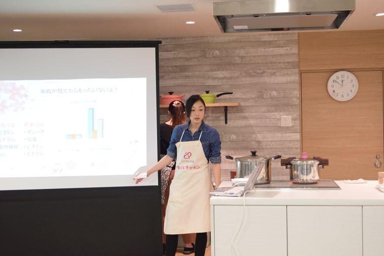 料理教室「ゆい'sキッチン」第2回 開催