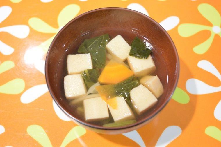 【レシピ】季節の具だくさんお味噌汁(けんちん汁)
