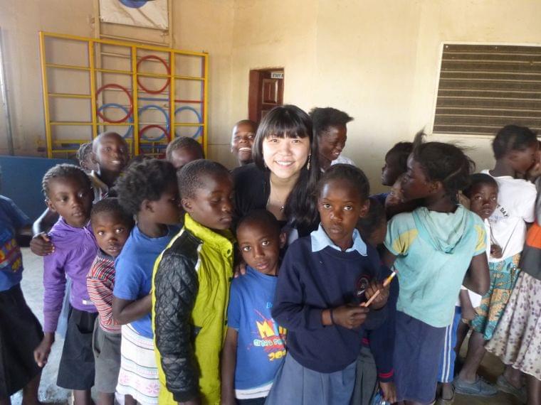 フリーランスの栄養士の仕事 | 栄養改善プロジェクトで国際的に活躍する栄養士②太田旭さん