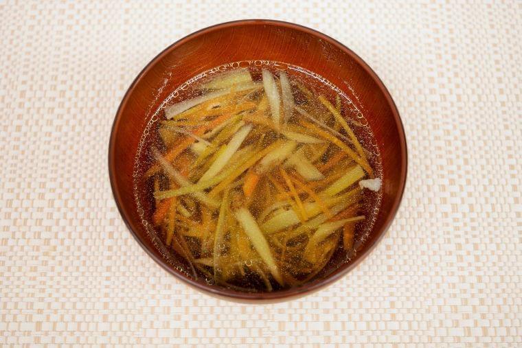 【レシピ】沢煮椀
