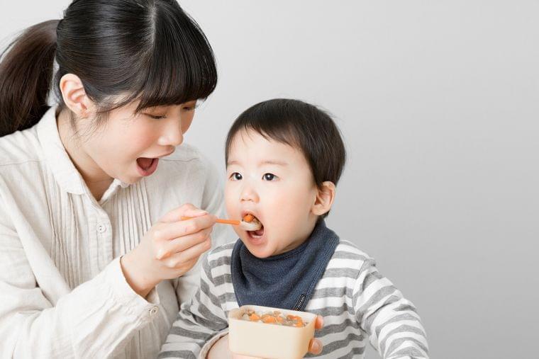 赤ちゃんには注意が必要な食べ物