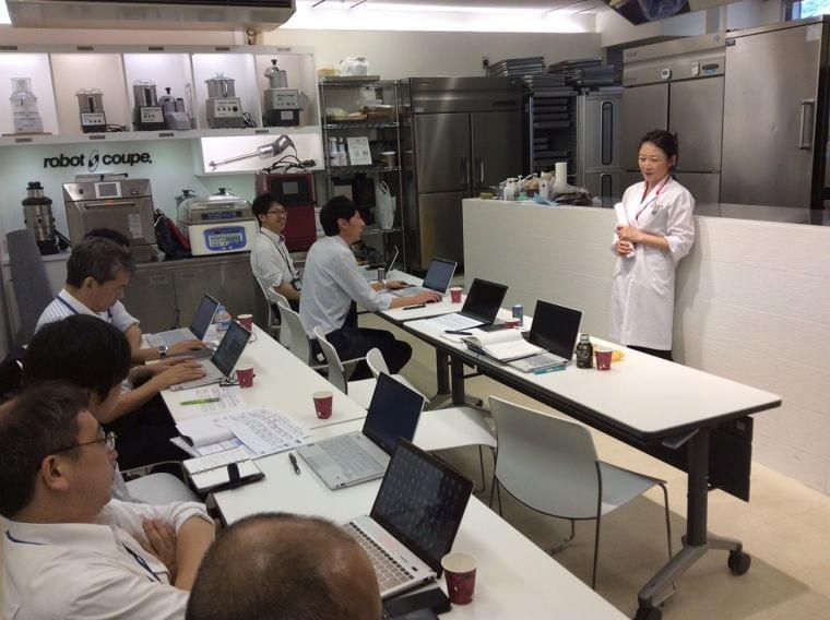 厨房機器メーカーの管理栄養士の仕事 -毛利伸子さん
