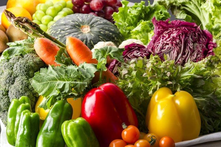 色で選ぶ薬膳学 - 食べ物の色のチカラを知ろう