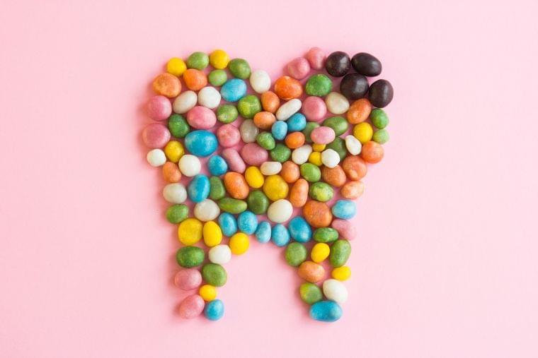 むし歯の予防的な観点からの砂糖の摂取量について
