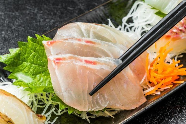妊婦と食中毒〜生で食べる魚との付き合い方〜