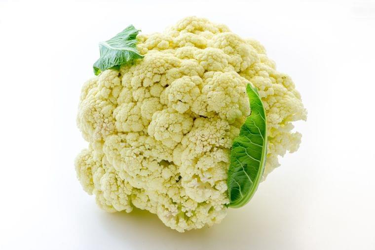 1月の旬の野菜「カリフラワー」の栄養素や歴史