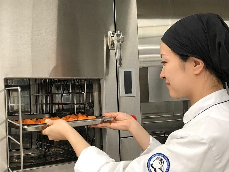 厨房機器を通じてより多くの方に食で貢献したい ー戸張貴子さん