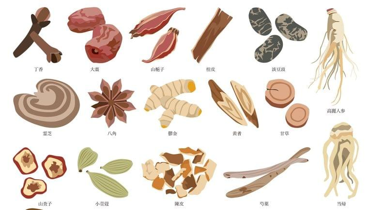日本で独自に発展した、中国では買えない日本の漢方薬