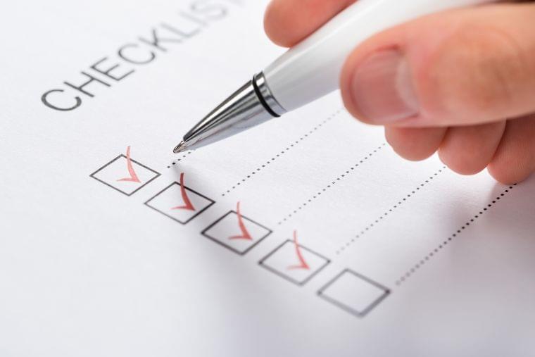 ①監査に必要な資料とポイント~事前準備・心得、衛生関係の帳票~