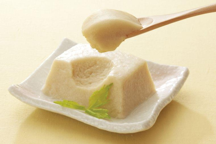 介護食対応こうや豆腐の開発秘話