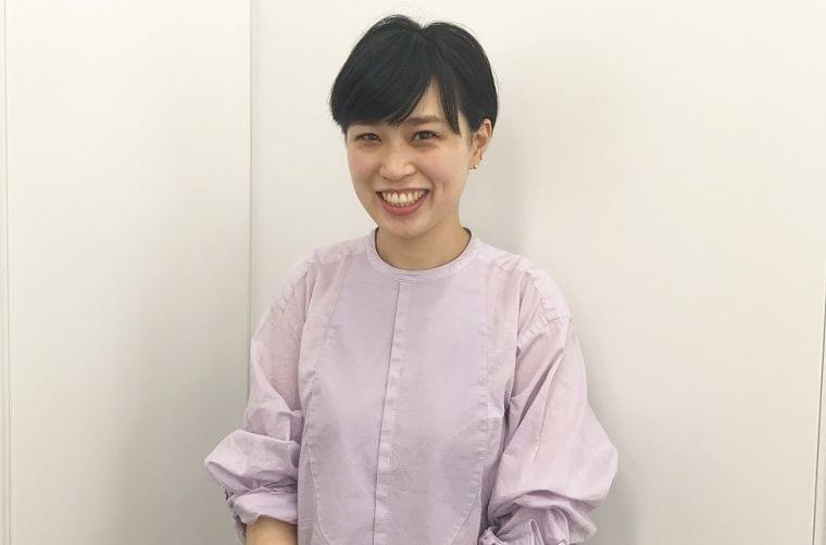 メーカーで食品素材のアプリケーション開発&提案を中心に活躍中! 管理栄養士 佐藤奈都子さん