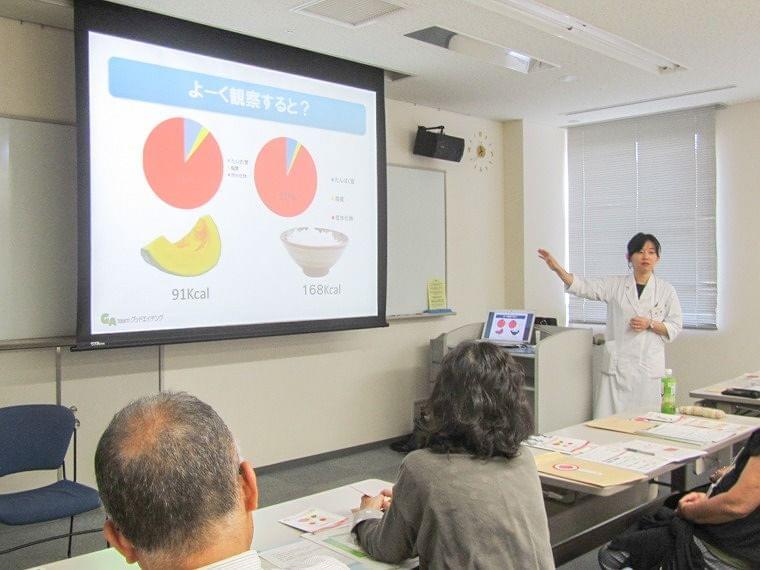 管理栄養士の仕事について情報発信することの大切さ② - 中本絵里さん