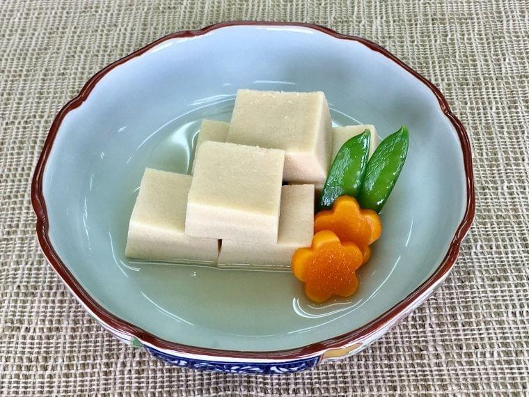 【管理栄養士監修レシピ】こうや豆腐の時短メニュー・電子レンジ活用法