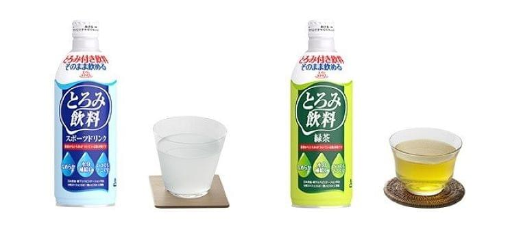 安心して飲める「エバースマイル」のとろみ飲料。大和製罐株式会社