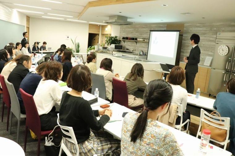「管理栄養士のニューフロンティア「歯科医院」での働き方とは」勉強会を開催(2019年5月12日)