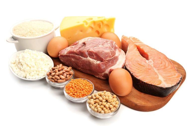 筋トレ中の方は必見!筋力アップのためのたんぱく質の摂り方