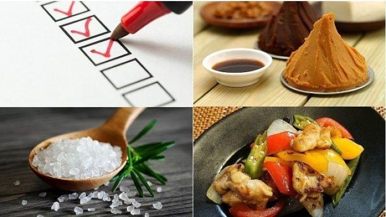 第6回  1食2g以内に塩分を抑える!食塩を減らす食事の工夫