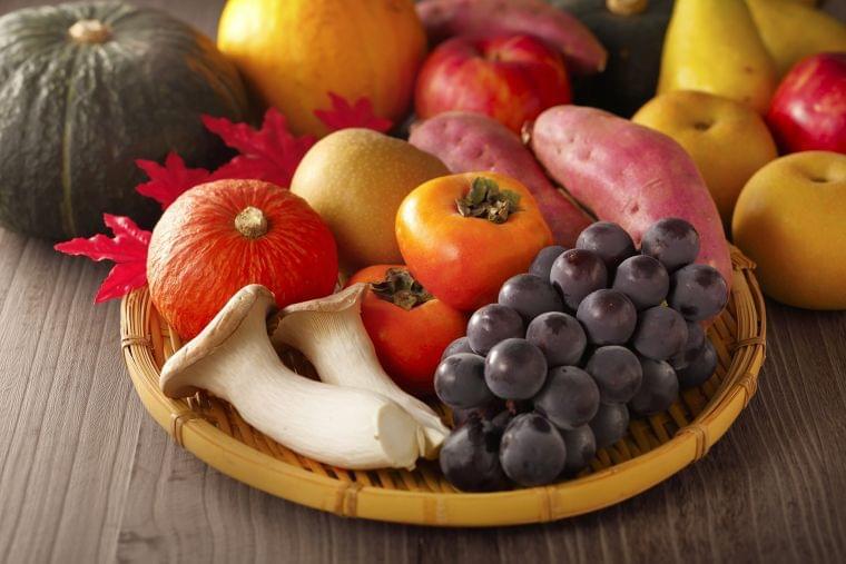 食欲の秋。この季節の栄養指導のポイント