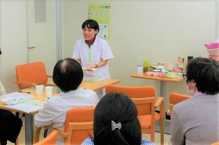 ~顔の見える地域栄養士を目指して~ 第1回「栄養と運動のセミナー」 開催①
