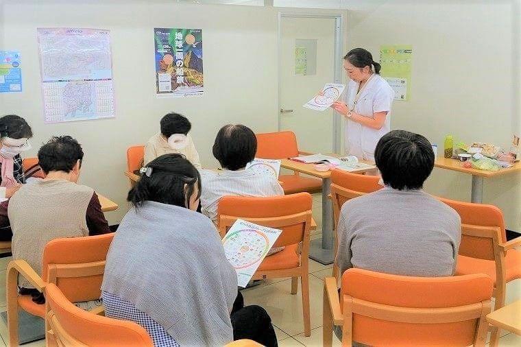 ~顔の見える地域栄養士を目指して~ 第1回「栄養と運動のセミナー」 開催②