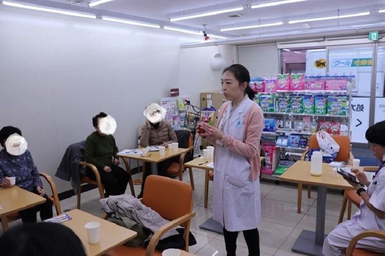 ~顔の見える地域栄養士を目指して~ 第2回「栄養と運動のセミナー」開催