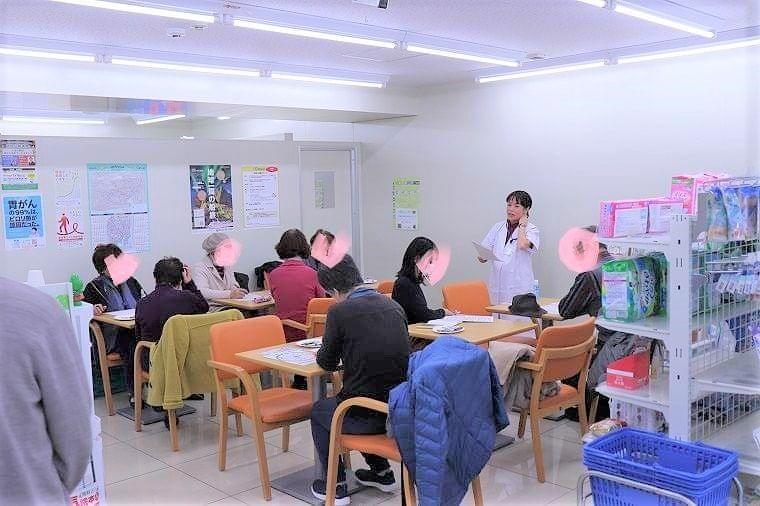 ~顔の見える地域栄養士を目指して~ 第3回「栄養と運動のセミナー」開催②