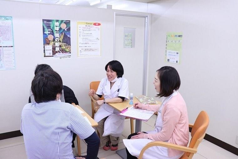 ~顔の見える地域栄養士を目指して~ 第4回「栄養と運動のセミナー」開催②