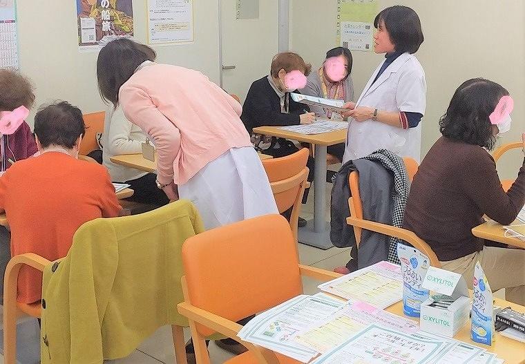 ~顔の見える地域栄養士を目指して~ 第5回「栄養と運動のセミナー」開催②