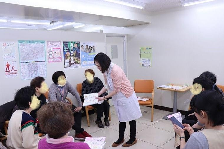 ~顔の見える地域栄養士を目指して~ 第6回「栄養と運動のセミナー」開催②