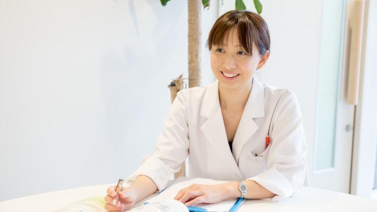 女性の活躍の場としての外来栄養指導① - 泊真希子さん
