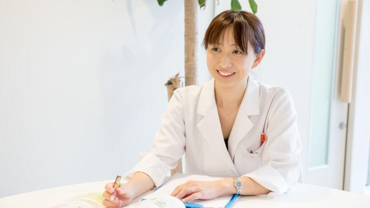 女性の活躍の場としての外来栄養指導 - 泊真希子さん