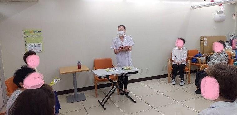 ~顔の見える地域栄養士を目指して~第1回「栄養と運動のセミナー」開催