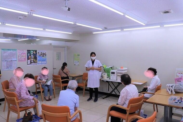 ~顔の見える地域栄養士を目指して~第2回「栄養と運動のセミナー」開催