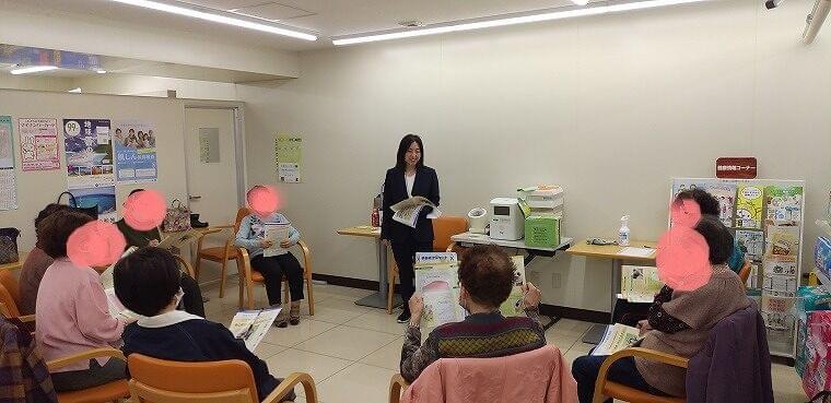 ~顔の見える地域栄養士を目指して~第4回「栄養と運動のセミナー」開催