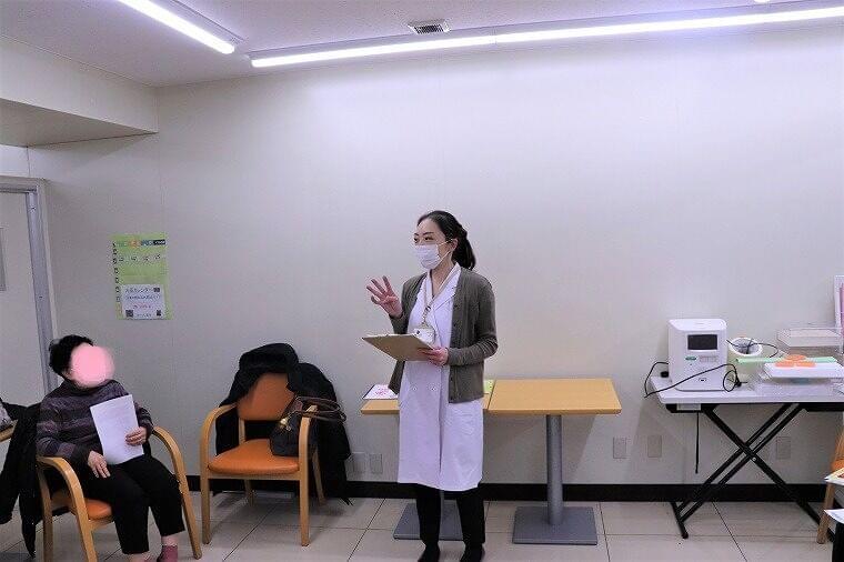 ~顔の見える地域栄養士を目指して~第5回「栄養と運動のセミナー」開催