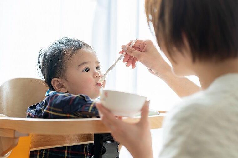 食物アレルギーと離乳食の進め方