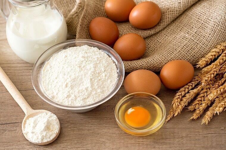 未就学児が発症しやすい食材と代替食品について