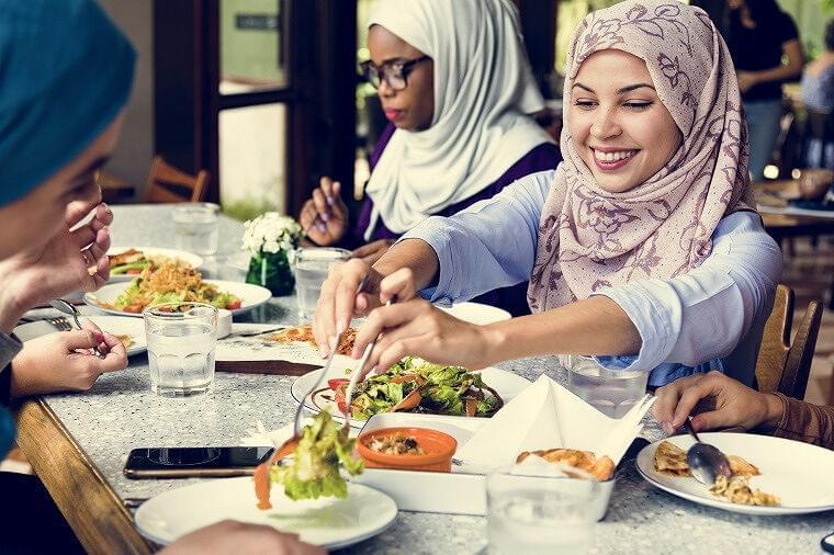 ムスリムの食事とハラール・ハラームフード