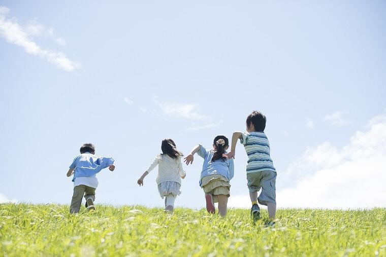 子どもを取り巻く環境の変化