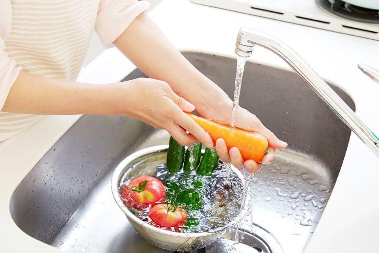 調理器具を含めた洗浄方法の紹介