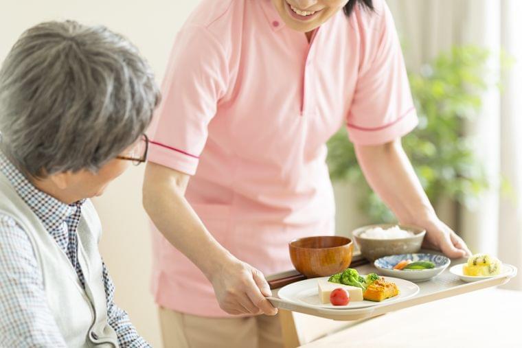 ☆地域貢献活動☆が盛んな特別養護老人ホームで働きませんか?【栄養士・管理栄養士】パート勤務も可