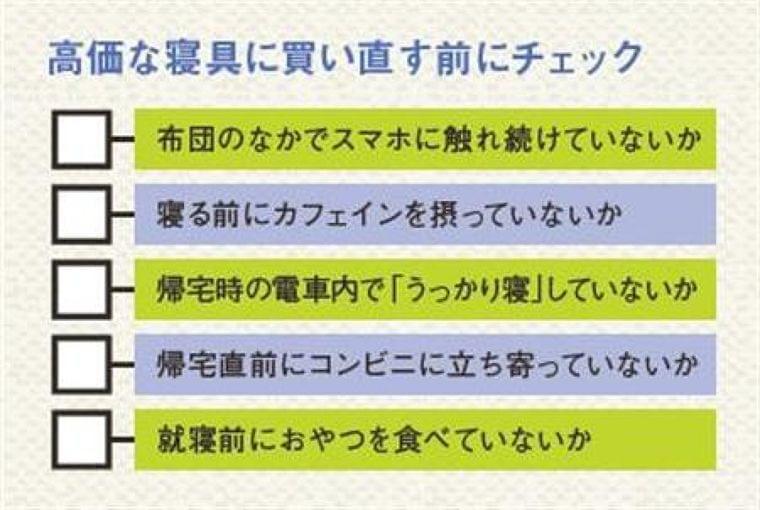 問題は「寝具」じゃなかった… 「8時間睡眠」でもなぜか疲れが残る理由  (1/2ページ) - SankeiBiz(サンケイビズ)