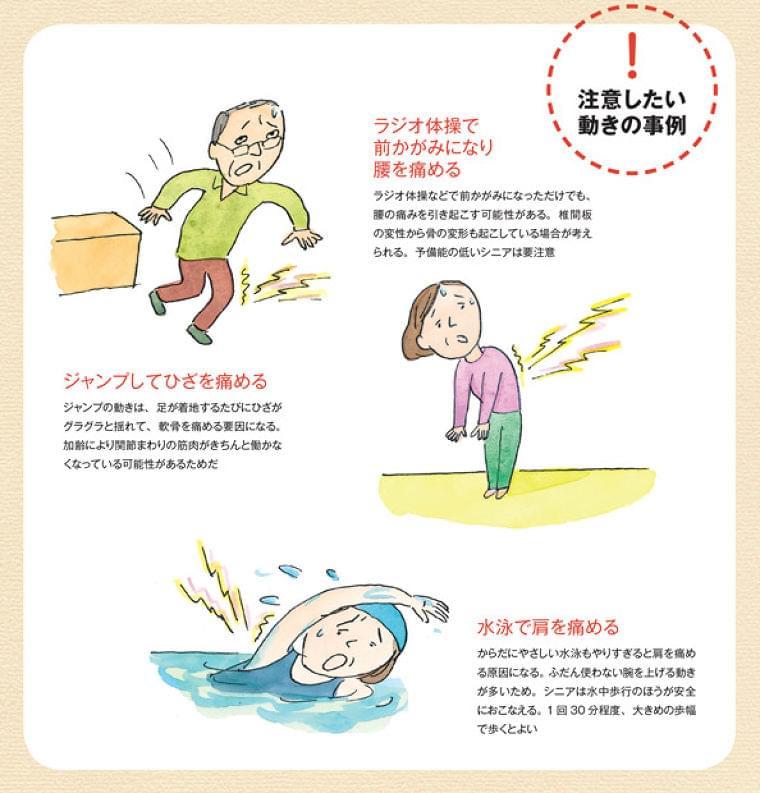 「ラジオ体操」で腰痛に!? スポーツ医学のプロが高齢者の「NG」運動を解説 (1/3) 〈dot.〉 AERA dot. (アエラドット)